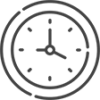 icon anologue clock